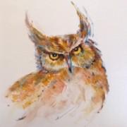 Poteet-owl-pencil