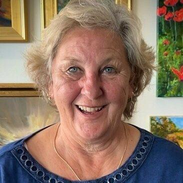 Nancy Gilbert, 2nd Vice President (2)